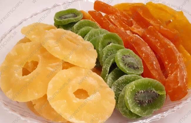 فروش میوه خشک مرغوب توسط مراکز فروش