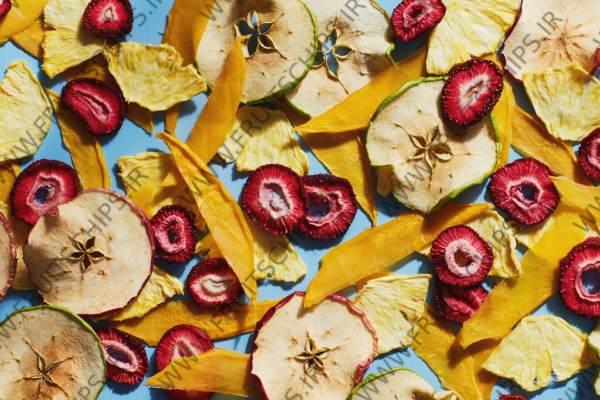 بازار فروش میوه خشک بسته بندی شده