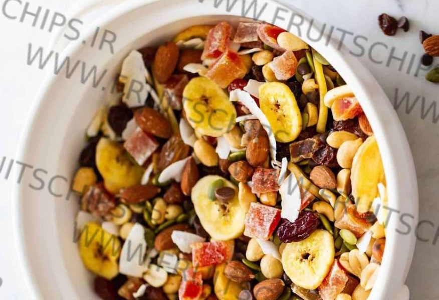 صادرات میوه خشک در ایران