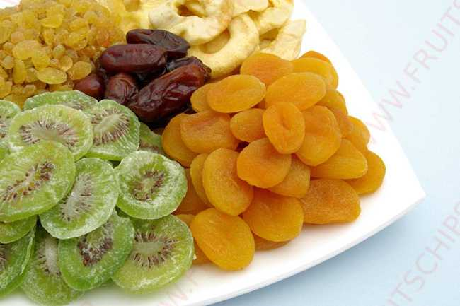 قیمت صادرات میوه خشک 98
