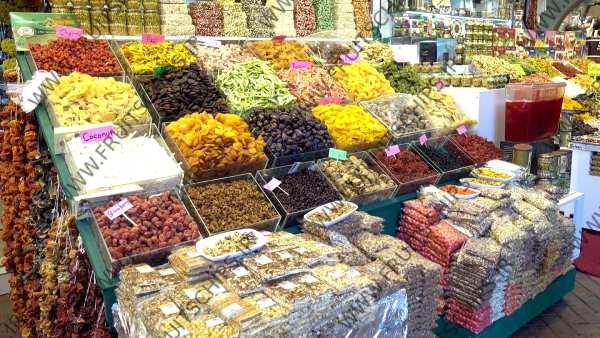 قیمت میوه خشک داخلی در بازار