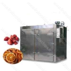 دستگاه میوه خشک کن صنعتی